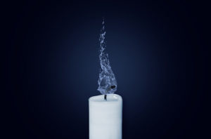 Extinguished Candle