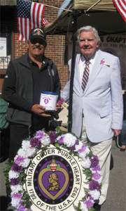 Say Something Good - Purple Heart Viola Sale. I'm a lifetime member of the Military Order of the Purple Heart.....