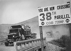 The 38th Parallel Photo from the National Archives