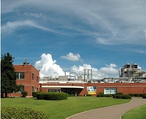 Production facility in Kinston, North Carolina