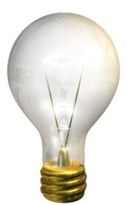 ... bring your old bulbs...