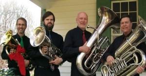 The Triangle Tuba Quartet