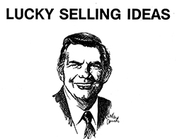 Selling Lucky