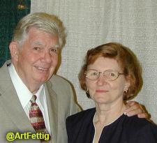 Art and Jean Fettig