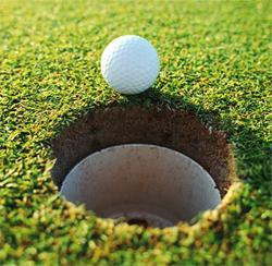 Golf, Hole